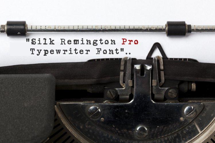 Silk Remington PRO example image 1