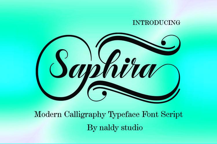 Saphira example image 1