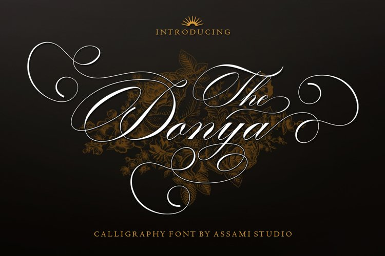 The Donya Script example image 1
