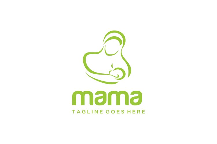 love mother logo example image 1