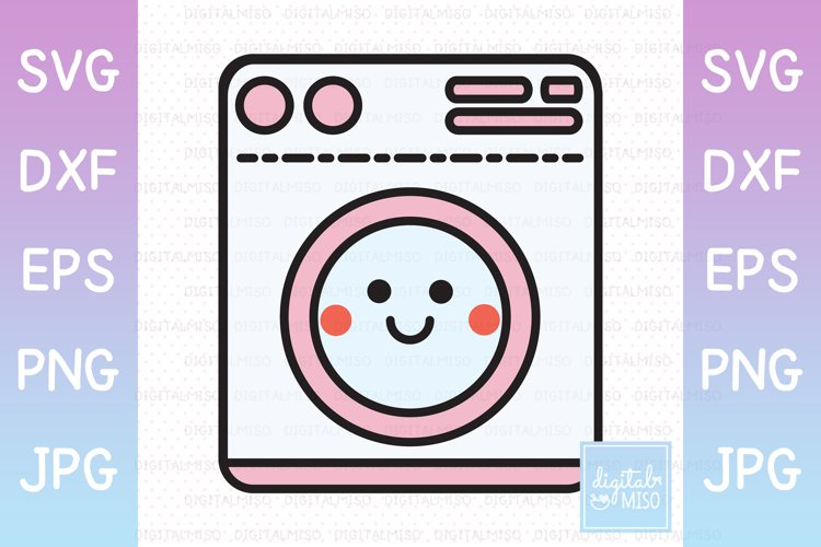 Laundry Color V1 - Kawaii Vector Icons