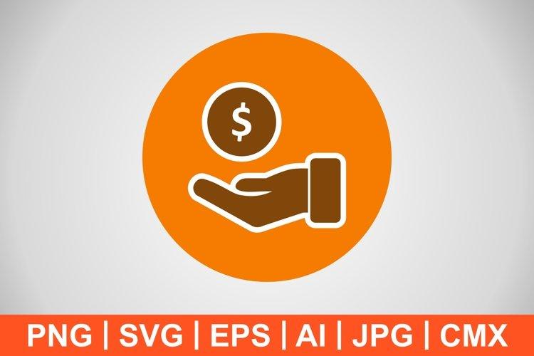 Vector Loan Icon example image 1