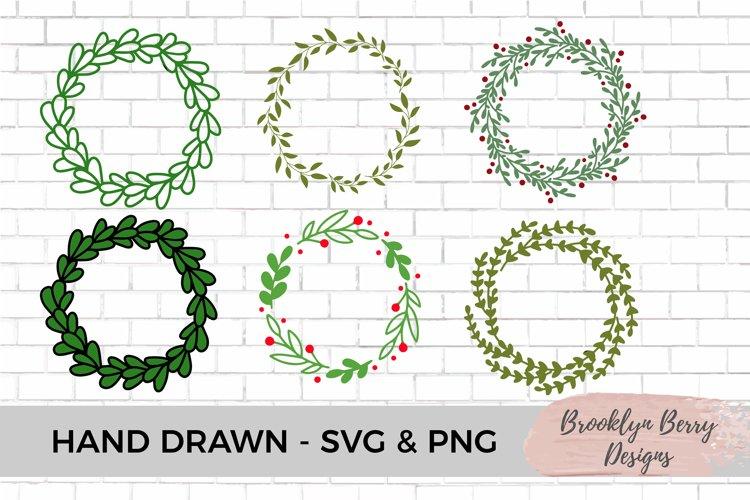 Wreath SVG Bundle