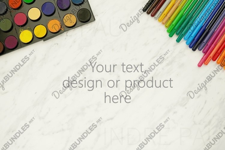 Background mockup for coloring pages design, svg background. example image 1