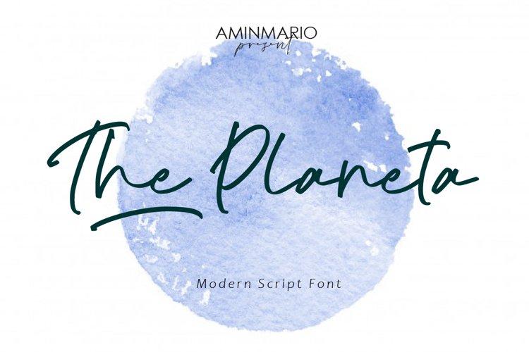 The Planeta example image 1