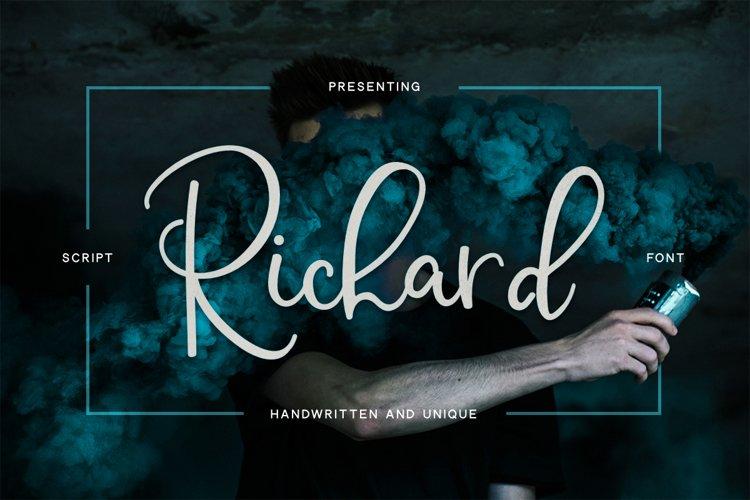 Richard example image 1