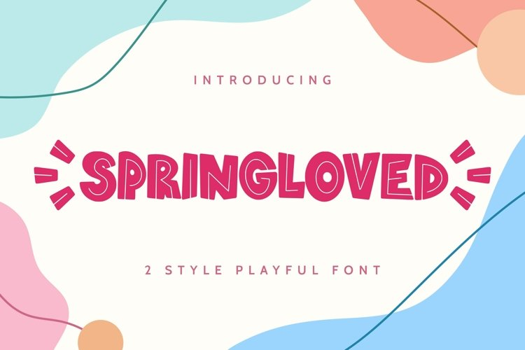 Springloved example image 1