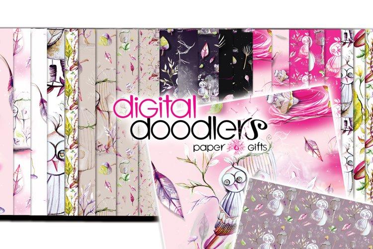 Alifie Digital Paper example image 1
