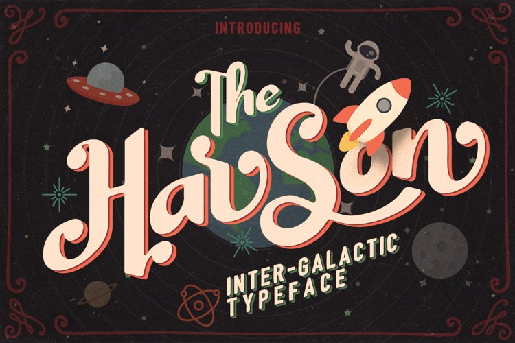 Harson: Inter-Galactic Interface