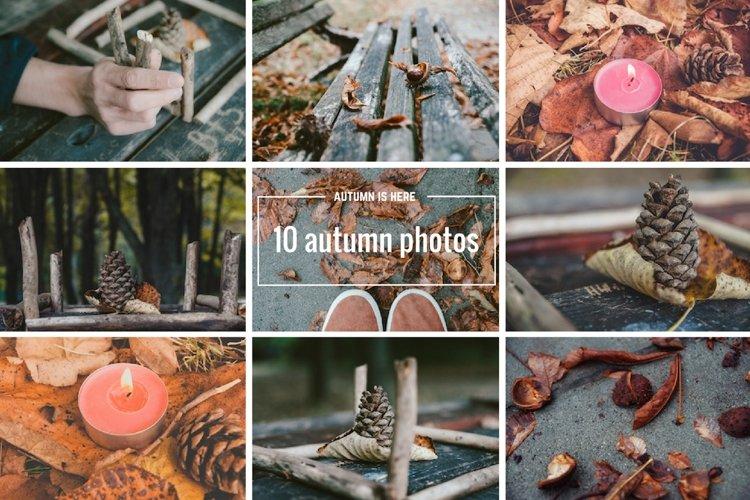 10 autumn photos