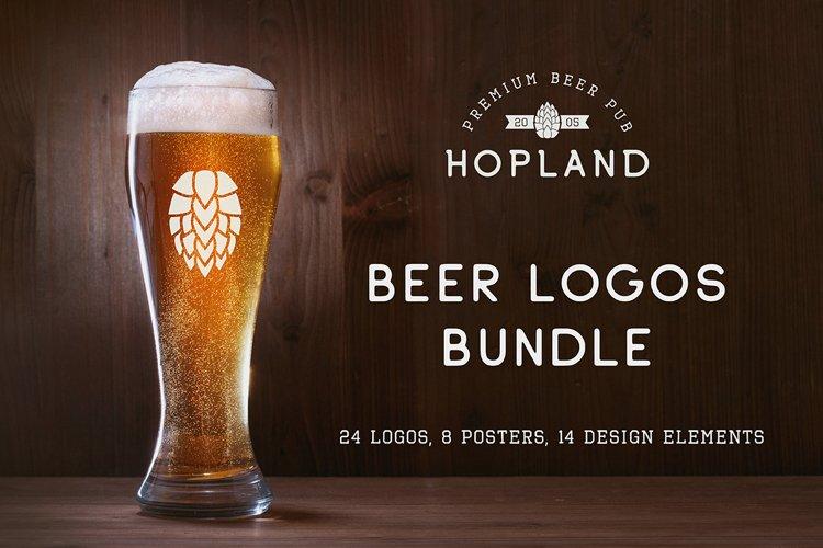 Beer Emblems Bundle example image 1