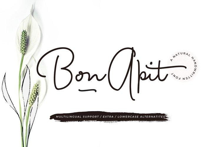 Bon Apit example image 1