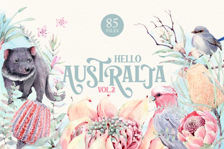 HELLO AUSTRALIA VOL.2
