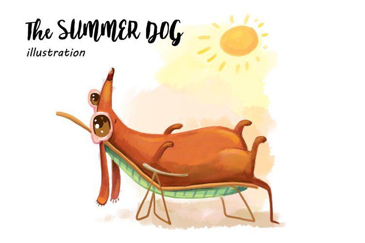 The Summer Dog
