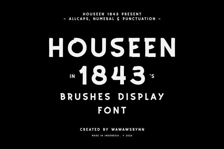 HOUSEEN 1843 example image 1