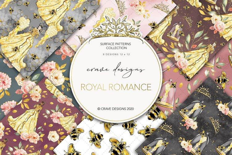 Royal Romance II Patterns