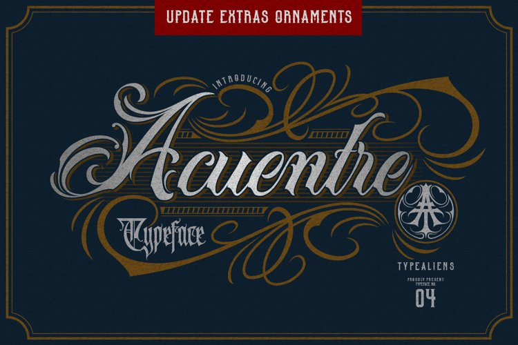 Acuentre Extra Ornaments example image 1