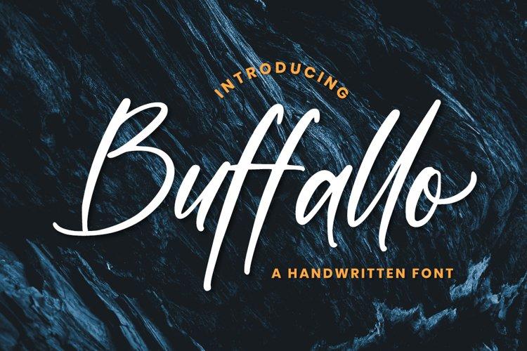 Buffallo example image 1
