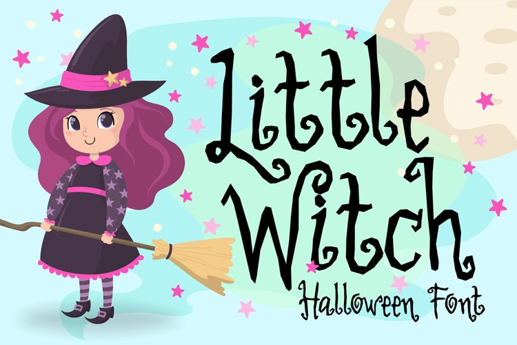 Little Witch example image 1