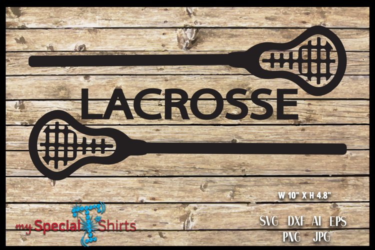 Lacrosse Sticks SVG, DFX, EPS, JPG, PNG