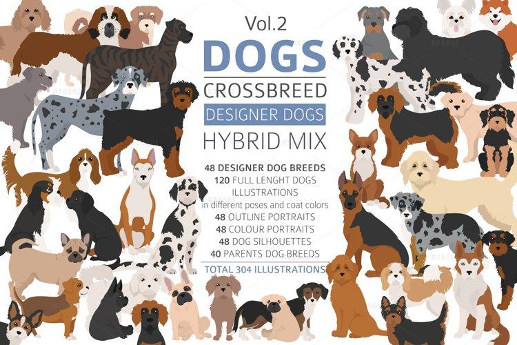 Designer dogs hybrid mixes vol.2 example image 1