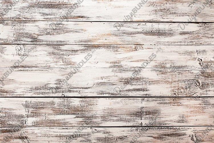 Empty old shabby white background