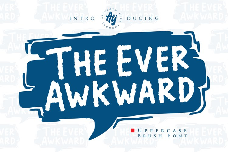 The Ever Awkward example image 1