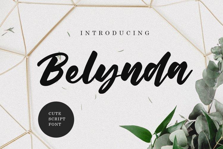 Belynda Font