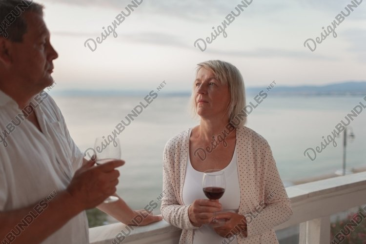 Romantic evening for mature couple example image 1