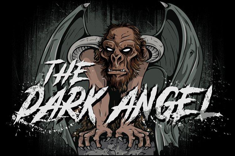 The Dark Angel example image 1