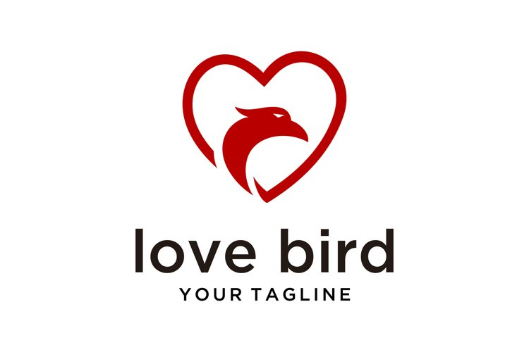 bird love sign example image 1