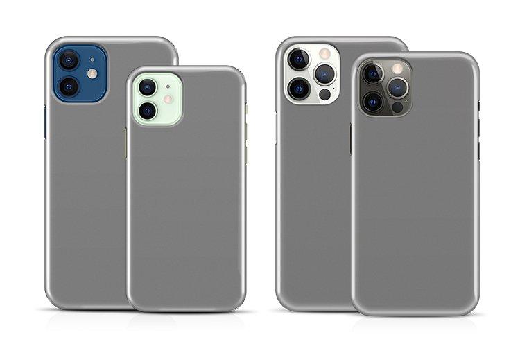 Apple iPhone Case Mock-ups