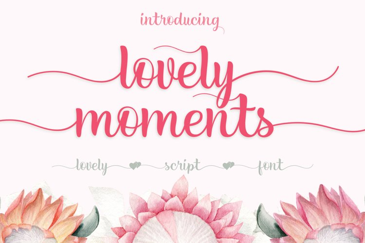 Lovely Moments example image 1