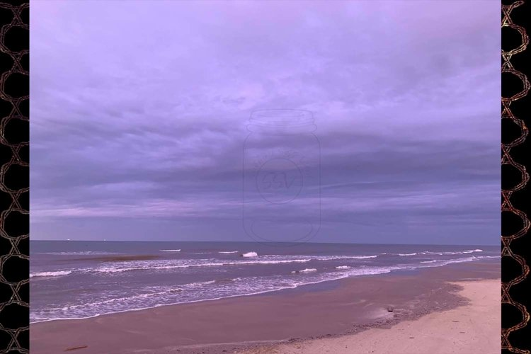 Storm Over the Sea example image 1