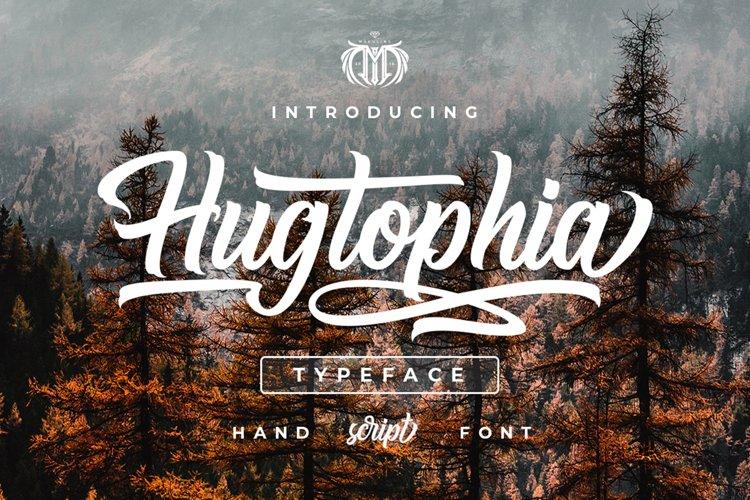 Hugtophia example image 1