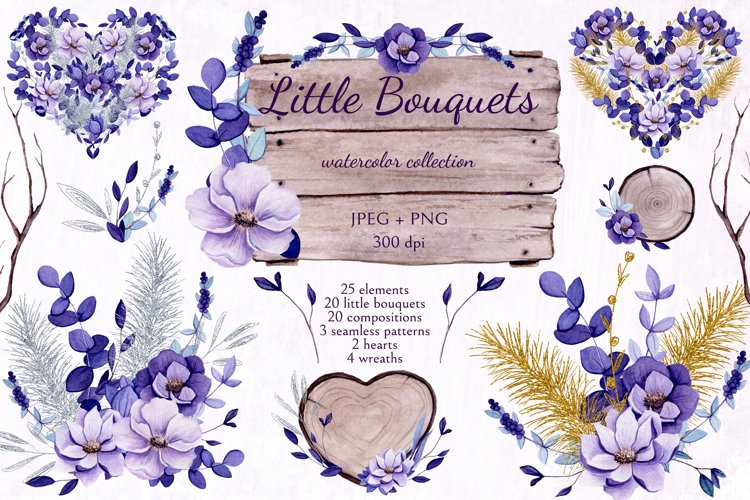 Little Bouquets example image 1