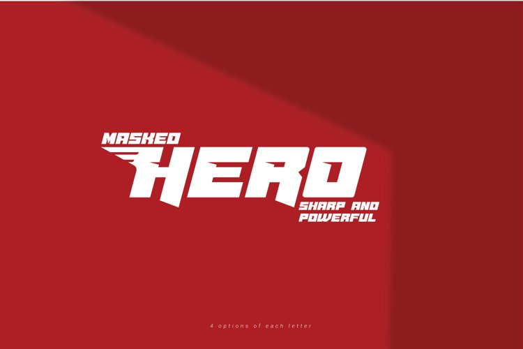 Masked Hero example image 1