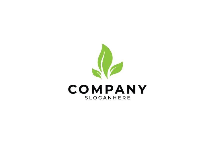 Natural Leaf Logo example image 1