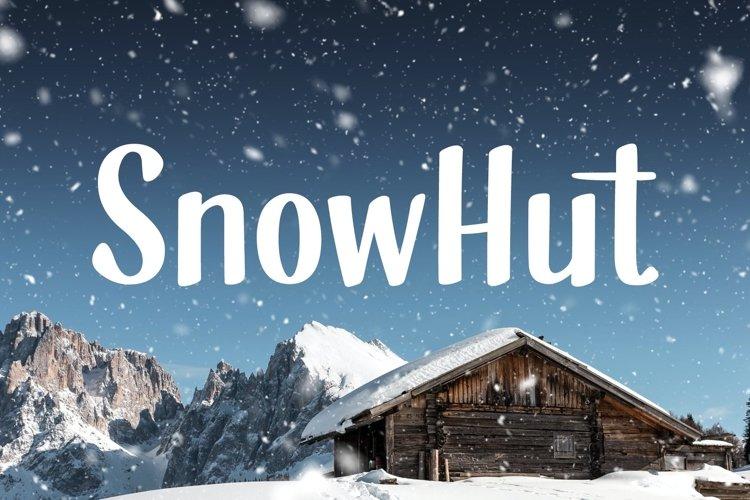 SnowHut example image 1