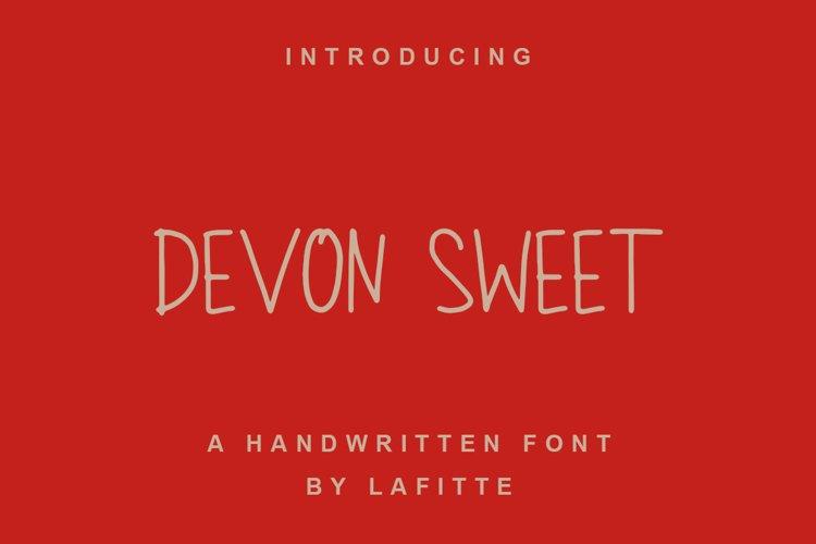 Davon Sweet example image 1