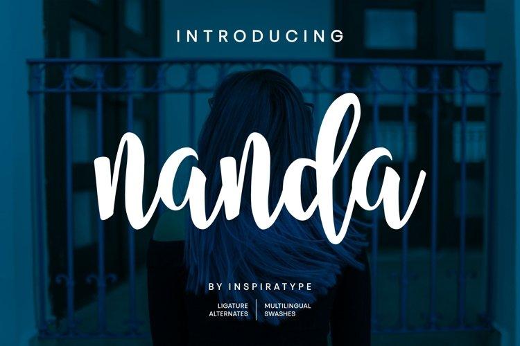 Nanda example image 1
