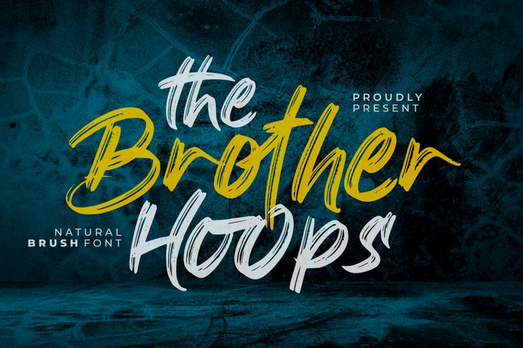 The Brother Hoops example image 1