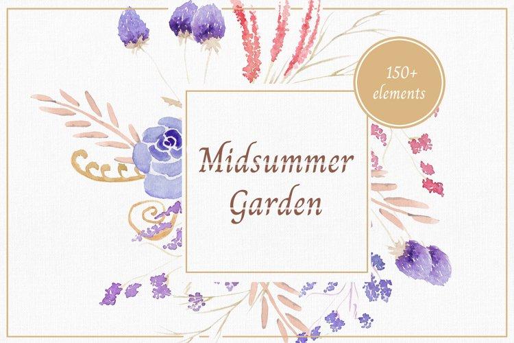 Midsummer Garden example image 1