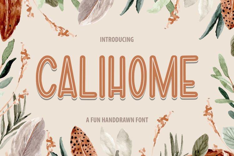 Calihome example image 1