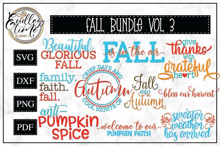 Fall SVG Bundle Volume 3 example image 1