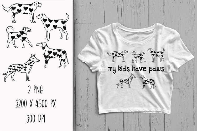 Love My Dog TShirt Designs My Dog Sublimation PNG