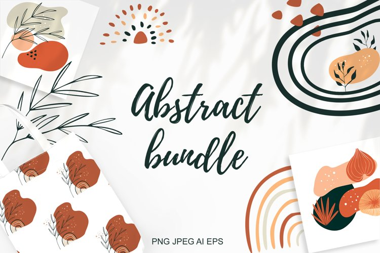 Abstract bundle for your Inspiration example image 1