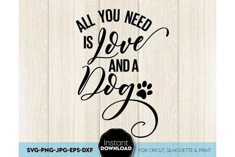 Dog Lover Gift SVG Dog Dad SVG Dog Mom SVG Dog Mom Shirt SVG example image 1