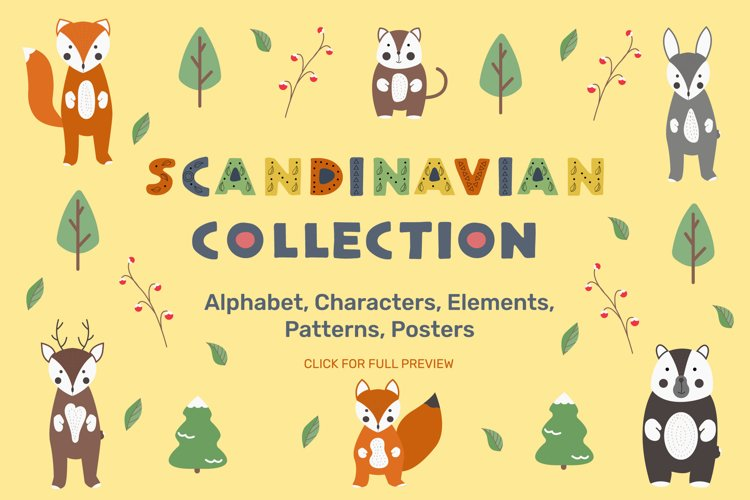Scandinavian collection