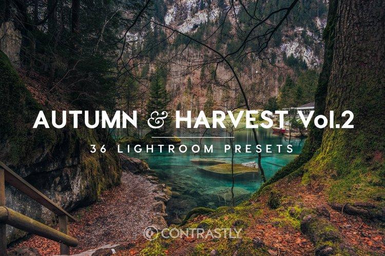Autumn & Harvest Lightroom Presets Vol.2 example image 1